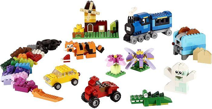 Caja de ladrillos creativos mediana LEGO