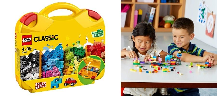 LEGO Classic 10713 Maletin creativo