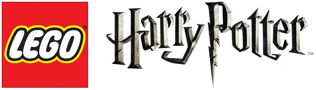Logo LEGO Harry Potter