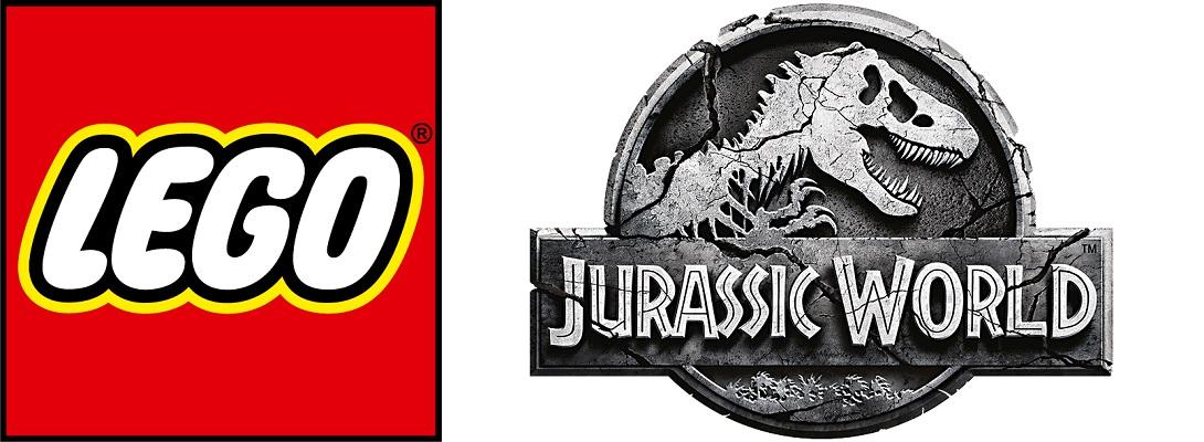 Logo LEGO Jurassic World