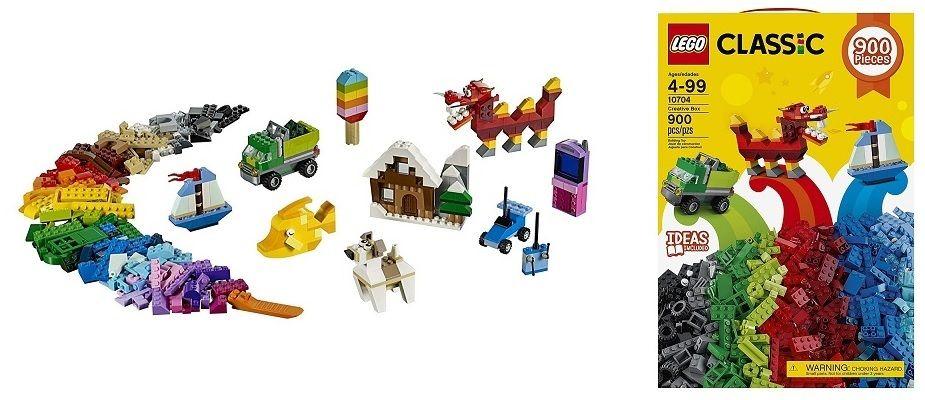 caja creativa LEGO Classic 10704