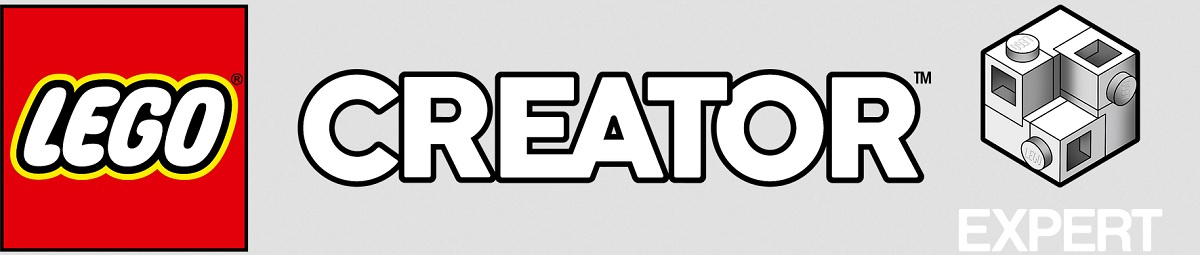 Logo LEGO Creator Expert