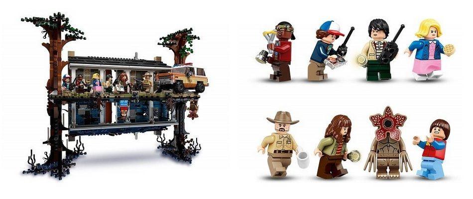Mundo del revés LEGO