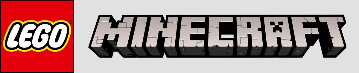 logo LEGO Minecraft