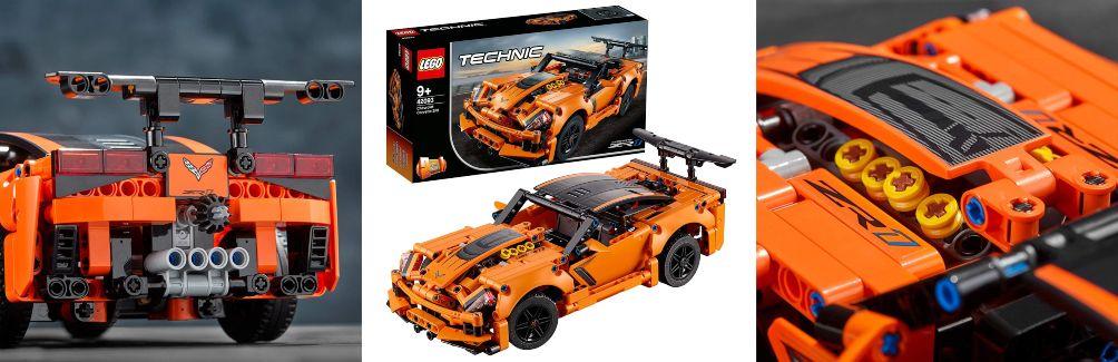 42093 LEGO Chevrolet Corvette ZR1