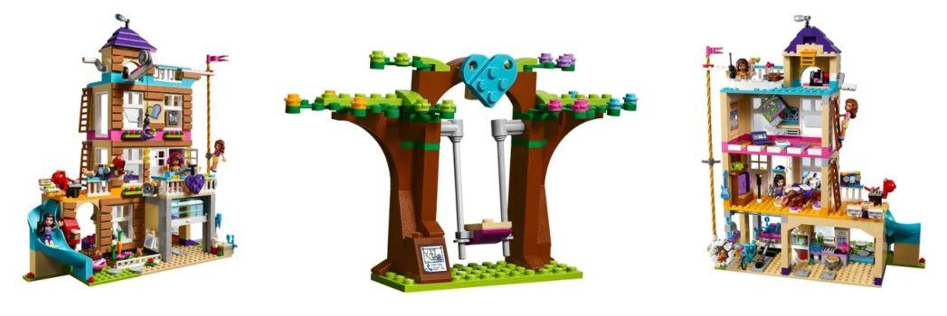LEGO 41340 Friends Casa de la Amistad