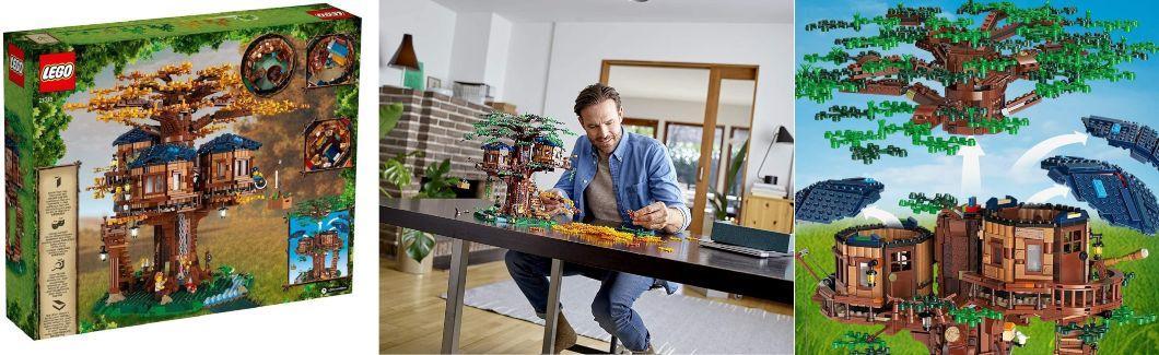 LEGO la Casa del arbol 21318