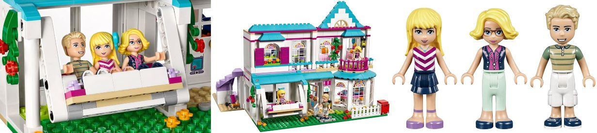 LEGO Friends Casa de Stephanie