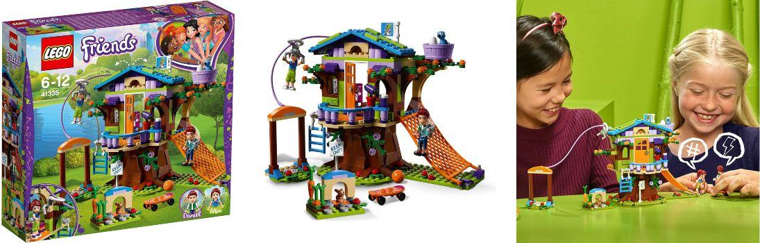 LEGO Friends Casa en el arbol de Mia
