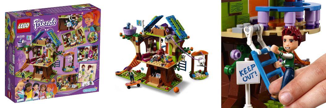 LEGO Friends la Casa en el arbol de Mia