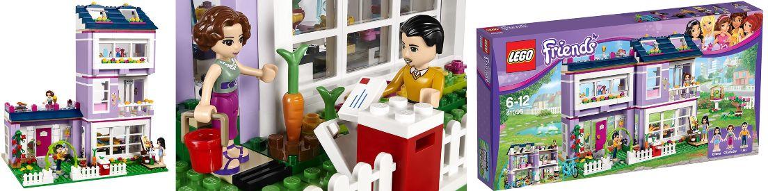 LEGO Friends la casa de Emma
