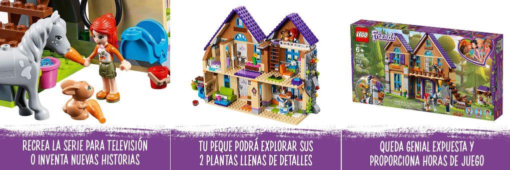 LEGO Friends la casa de Mia 41369