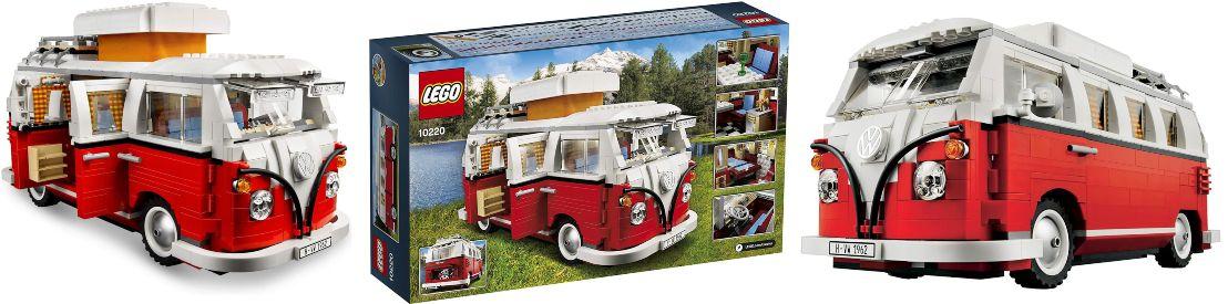 LEGO Furgoneta Volkswagen T1