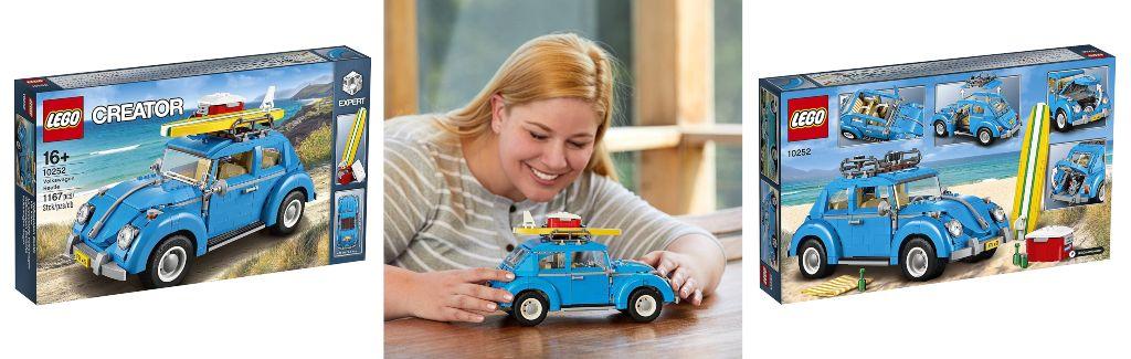 LEGO Volkswagen Beetle 10252